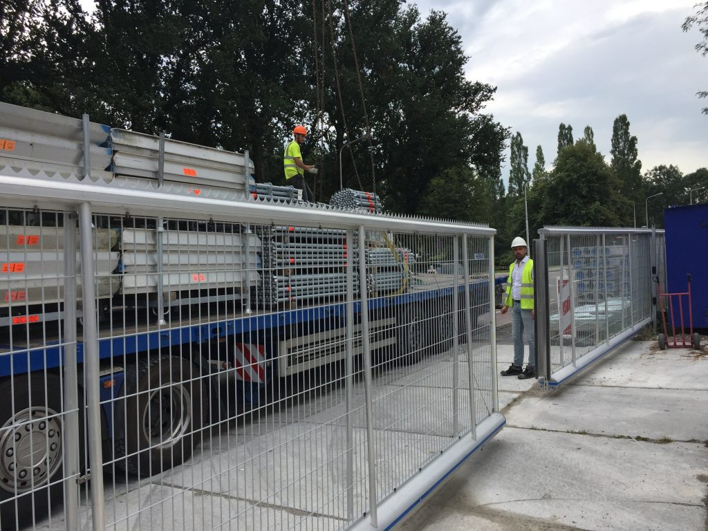 Valkopondersteuning de Kock betonbouw